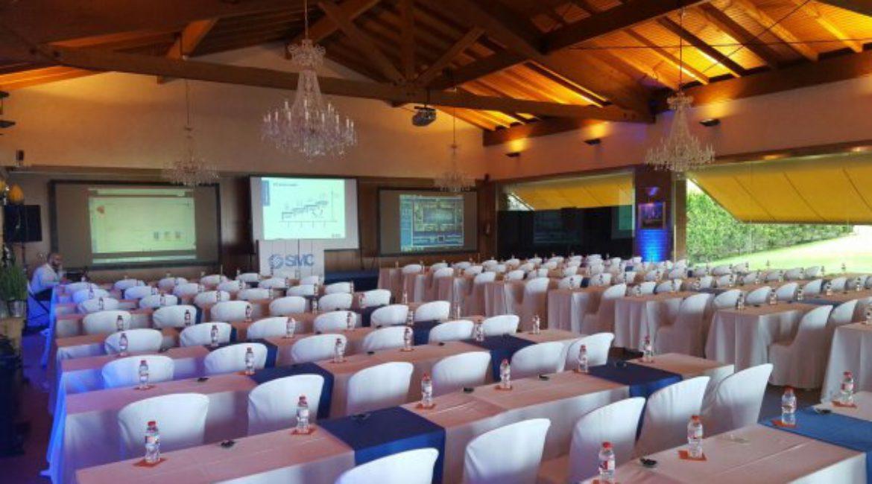 SMC debate en Mas de Sant Lleí sobre la automatización 4.0 en la industria