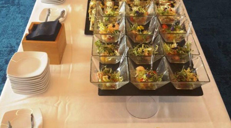 Autodesk multinational met Catering Sant Lleí