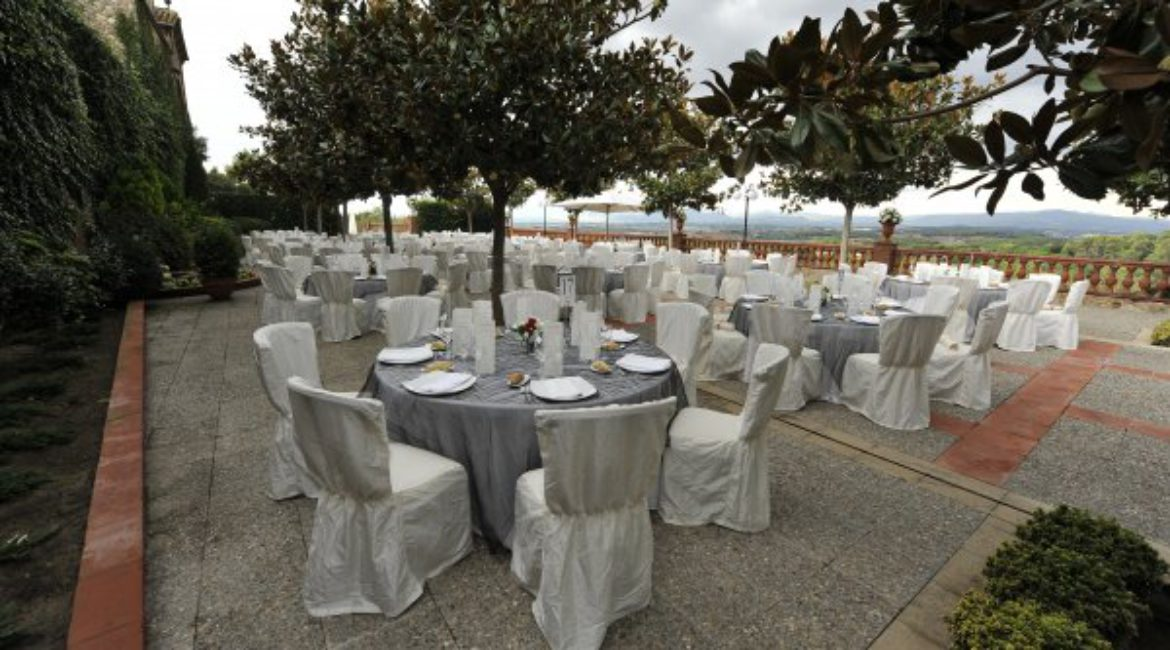 Do you dream with an Outdoor Wedding in Barcelona?
